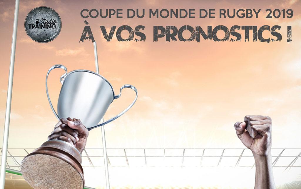 Concours de pronostics Coupe du monde de rugby 2019 Studio Training Hagetmau